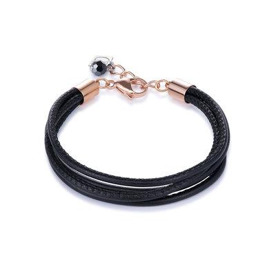 Coeur de Lion Armband 0219/ /1300 Black
