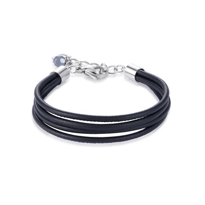 Coeur de Lion Armband 0119/ /1300 Black