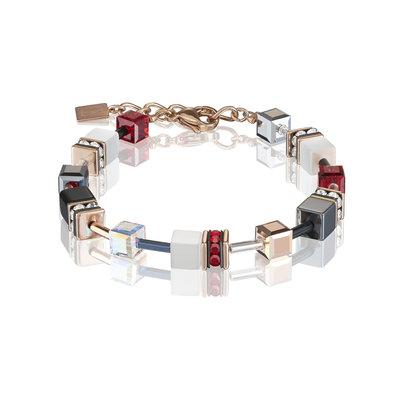 Coeur de Lion Armband 4013/ /0300 Red