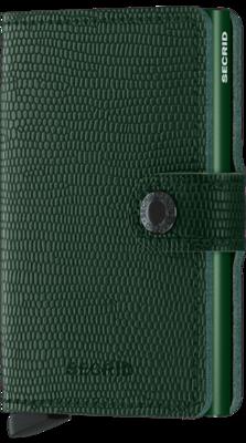 Secrid Miniwallet M Rango Green portemonnee