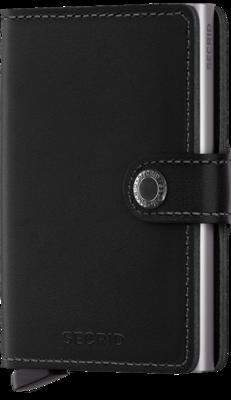 Secrid Miniwallet M Original Black portemonnee
