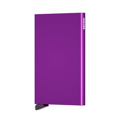 Secrid Cardprotector C Violet portemonnee