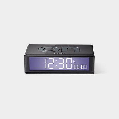 LEXON Flip Clock RCC Glossy Metalic LR150X9