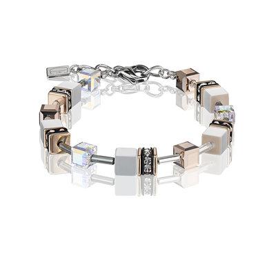 Coeur de Lion Armband 4016/ /1400 White