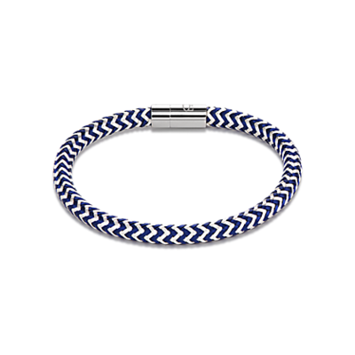 Coeur de Lion Armband 0116/ /0734 Dark Blue-Silver