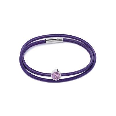 Coeur de Lion Armband 0118/ /0800 Purple