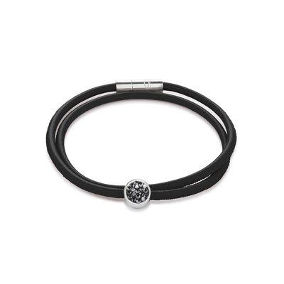 Coeur de Lion Armband 0118/ /1223 Anthracite