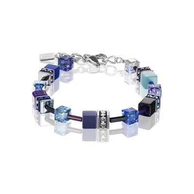 Coeur de Lion Armband 2838/ /0708 Blue-Purple