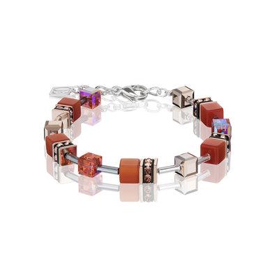 Coeur de Lion Armband 4016/ /0221 Dark Orange