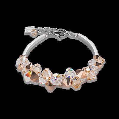 Coeur de Lion Armband 4884/ /1620 Rose-Gold