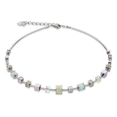Coeur de Lion Ketting 4893/ /0520 Light Green