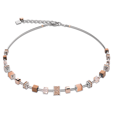 Coeur de Lion Ketting 4893/ /1620 Rose Gold
