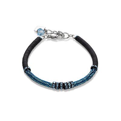 Coeur de Lion Armband 4758/ /0700 blauw