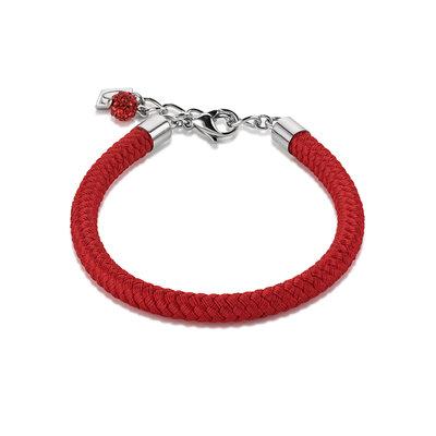 Coeur de Lion Armband 0115/ /0300 rood