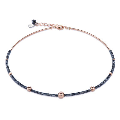 Coeur de Lion Ketting 4933/ /1620 Rose Gold