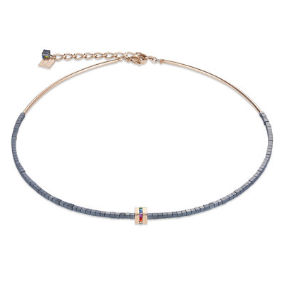 Coeur de Lion Ketting 4966/ /1500 Multicolour
