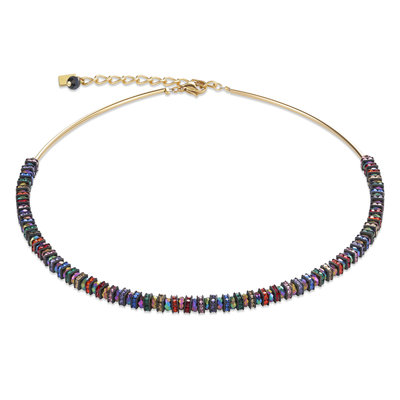 Coeur de Lion Ketting 4974/ /1500 Multicolour