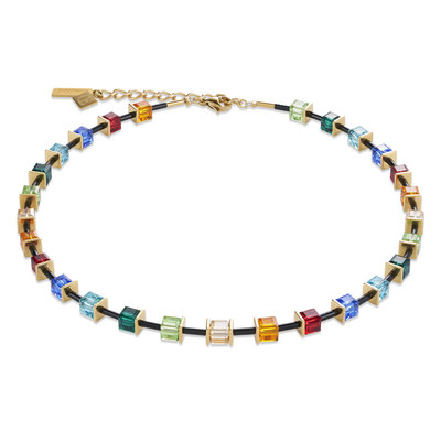 Limited Edition Coeur de Lion Ketting 4975/ /1500 Multicolour