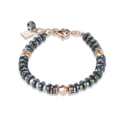 Coeur de Lion Armband 4978/ /0500 Green