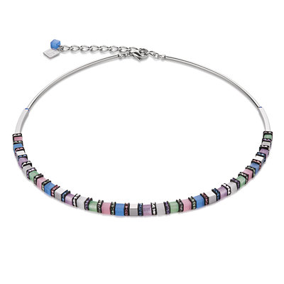 Coeur de Lion Ketting 4031/ /1558 Multicolor Pastel