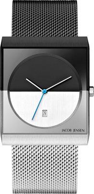 Jacob Jensen horloge Classic 515 Heren model