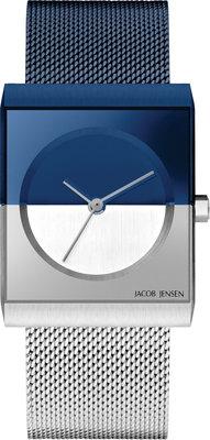 Jacob Jensen horloge Classic 527 Dames model