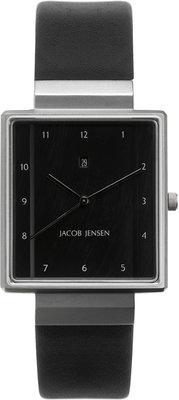 Jacob Jensen Horloge Rectangular 865 Heren model