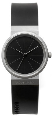 Jacob Jensen Horloge Titanium 690 Dames model