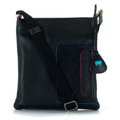 MyWalit Medium Cross Body Bag Black Pace 630-4