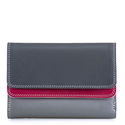 MyWalit Double Flap Wallet Storm 250-131