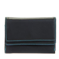 MyWalit Double Flap Wallet Black/Pace 250-4