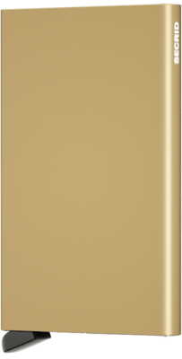 Secrid Cardprotector C Gold portemonnee