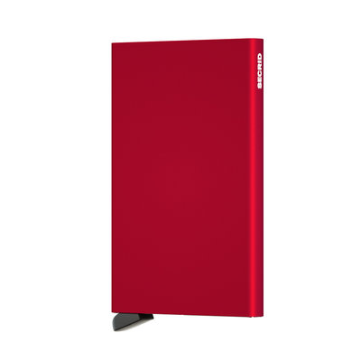 Secrid Cardprotector C Red portemonnee