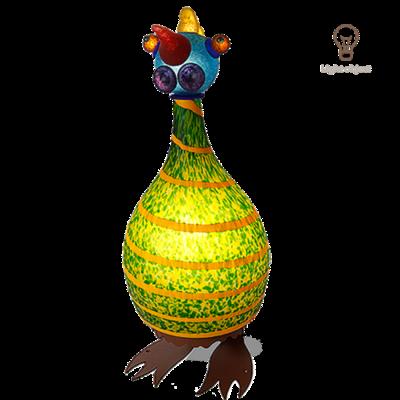 Glasstudio Borowski Turkey Green