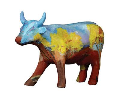 Cow Parade 47433 M Vaca do Cerrado