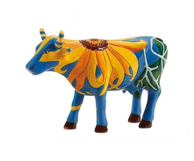 Cow Parade 46582 S Udderly Sunflowers