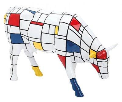 Cow Parade 46454 L Moondrian