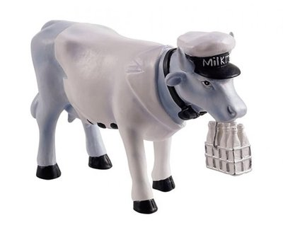 Cow Parade 47791 M Vaca Milkman