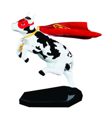 Cow Parade 47863 M Super Cow