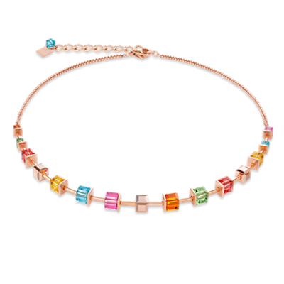 Coeur de Lion Ketting 4996/ /1500 Multicolor