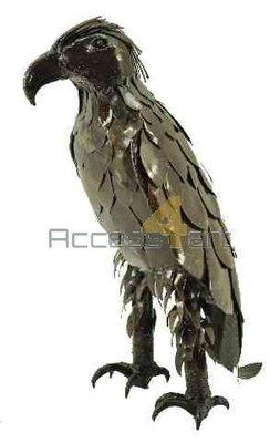 Metalen adelaar (limited edition), metalen vogel | Birdwoods
