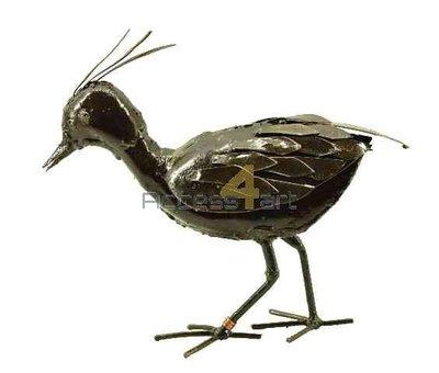 Metalen kievit middel, metalen vogel | Birdwoods