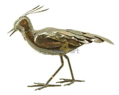 Metalen kievit groot, metalen vogel | Birdwoods