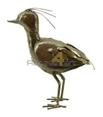 Metalen kievit klein, metalen vogel | Birdwoods