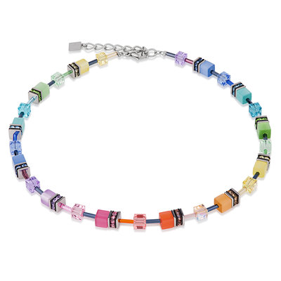 Coeur de Lion Ketting 2838/ /1542 Multicolor Soft