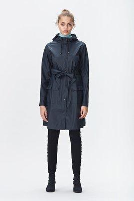 Rains Regenjas Curve Jacket blue 1206-02