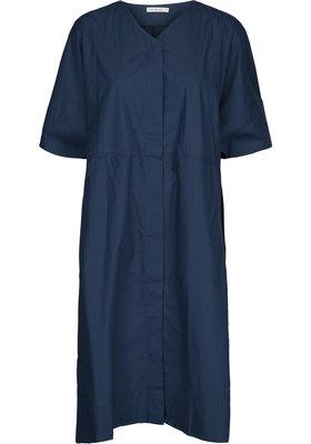 Two Danes jurk Eris blauw