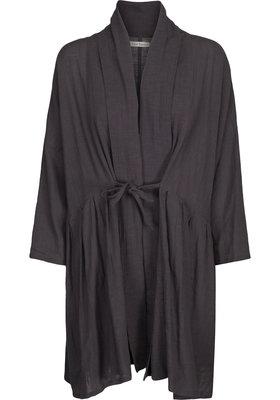 Two Danes blouse Gillian grijs