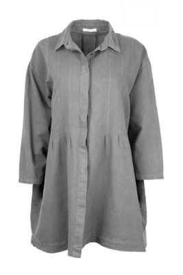 Two Danes blouse Lis antraciet