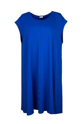 Aino Jurk Lola kobalt blauw